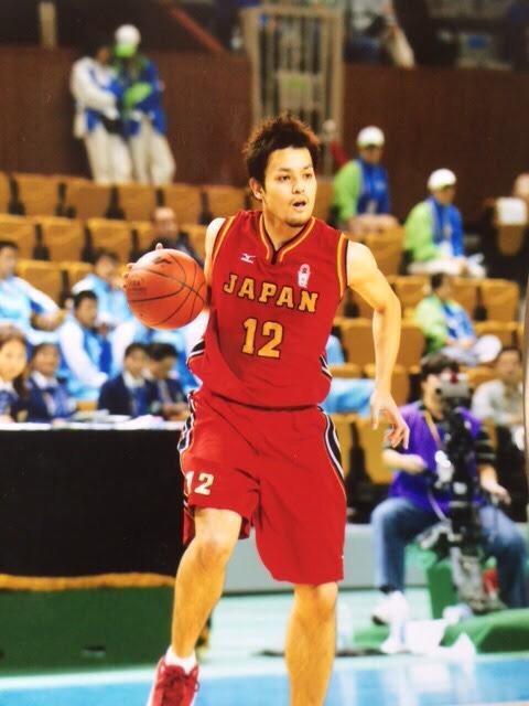 現バスケットボールプレーヤー<br />渡邉 拓馬氏